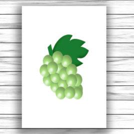Őszi gyümölcsök  – középsős